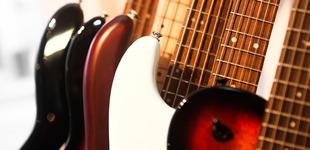 GJ Music World - Eppegem - Gitaren