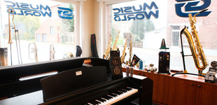 GJ Music World - Eppegem - Toetseninstrumenten